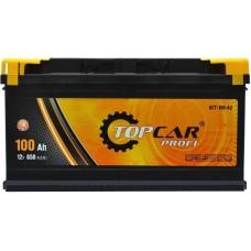 Автомобильный аккумулятор Top Car 6СТ-100 L+ Profi