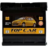 Автомобильный аккумулятор Top Car 6СТ-44 L+ Profi