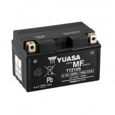 Мото аккумулятор Yuasa VRLA TTZ10S AGM