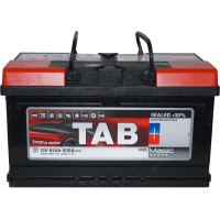 Автомобильный аккумулятор TAB 6СТ-85 R+ Magic