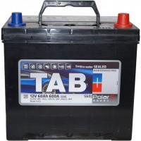 Автомобильный аккумулятор TAB 6СТ-60 R+ Polar