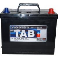 Автомобильный аккумулятор TAB 6СТ-70 R+ Polar