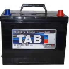Автомобильный аккумулятор TAB 6СТ-75 R+ Polar