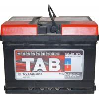 Автомобильный аккумулятор TAB 6СТ-62 R+ Magic