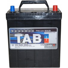 Автомобильный аккумулятор TAB 6СТ-35 R+ Polar