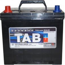 Автомобильный аккумулятор TAB 6СТ-60 L+ Polar