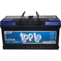 Автомобильный аккумулятор Topla 6СТ-100 R+ Top