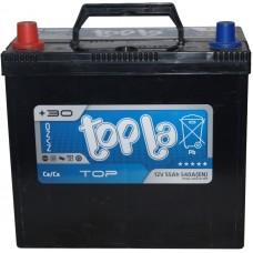 Автомобильный аккумулятор Topla 6СТ-55 L+ Top