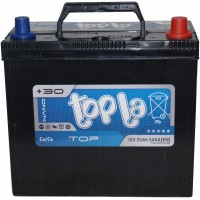 Автомобильный аккумулятор Topla 6СТ-55 R+ Top 55523
