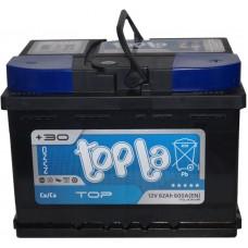 Автомобильный аккумулятор Topla 6СТ-62 R+ Top