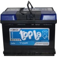 Автомобильный аккумулятор Topla 6СТ-66 R+ Top