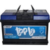 Автомобильный аккумулятор Topla 6СТ-75 R+ Top - Европейский