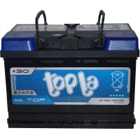 Автомобильный аккумулятор Topla 6СТ-78 R+ Top