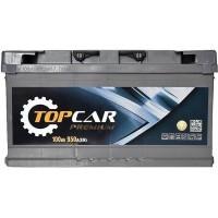 Автомобильный аккумулятор Top Car 6СТ-100 R+ Premium