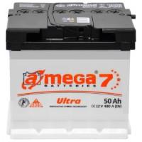 Автомобильный аккумулятор A-Mega 6СТ-50 L+ Ultra 7