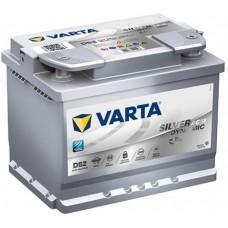 Автомобильный аккумулятор Varta 6СТ-60 START STOP PLUS (D52)