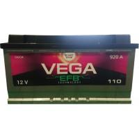 Автомобильный аккумулятор Vega 6СТ-110 R+ EFB Start/Stop