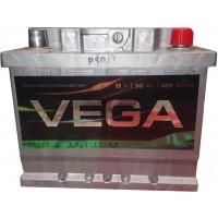 Автомобильный аккумулятор Vega 6СТ-50 R+ Premium