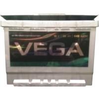 Автомобильный аккумулятор Vega 6СТ-65 L+ Premium