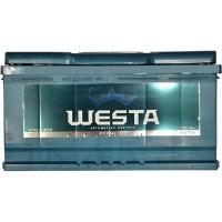 Автомобильный аккумулятор Westa 6СТ-100 R+ Premium