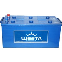 Грузовой  аккумулятор Westa 6СТ-225 L+ Premium