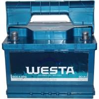 Автомобильный аккумулятор Westa 6СТ-60 L+ Premium