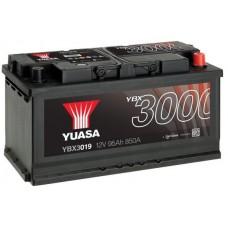 Автомобильный аккумулятор Yuasa 6СТ-95 R+ SMF