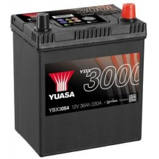 Автомобильный аккумулятор Yuasa 6СТ-36 R+ SMF