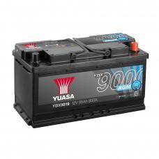Автомобильный аккумулятор Yuasa 6СТ-95 R+ AGM Start Stop