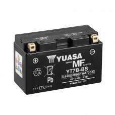 Мото аккумулятор Yuasa VRLA YT7B-BS AGM