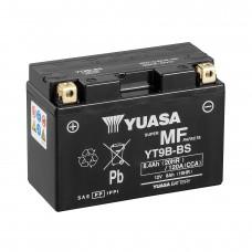 Мото аккумулятор Yuasa VRLA YT9B-BS AGM