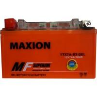 Мото аккумулятор Maxion YTX7A-BS Gel