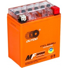Мото аккумулятор Outdo YTX7L-BS AGM
