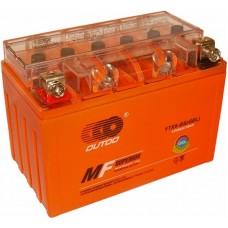 Мото аккумулятор Outdo YTX9-BS AGM