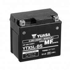 Мото аккумулятор Yuasa VRLA YTX5L-BS AGM