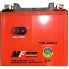 Мото аккумулятор Outdo YTX5L-BS Gel