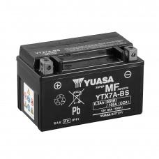 Мото аккумулятор Yuasa VRLA YTX7A-BS AGM