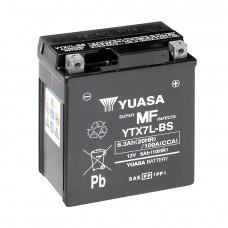 Мото аккумулятор Yuasa VRLA YTX7L-BS AGM
