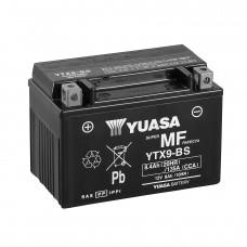 Мото аккумулятор Yuasa YTX9-BS Кислотный