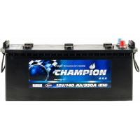 Грузовой аккумулятор Champion 6СТ-140 L+ Black