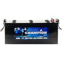 Грузовой аккумулятор Champion 6СТ-190 L+ Black