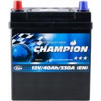 Автомобильный аккумулятор Champion 6СТ-40 L+ Jis Black