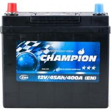 Автомобильный аккумулятор Champion 6СТ-45 L+ Jis Black