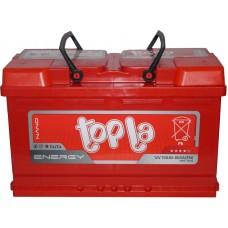 Автомобильный аккумулятор Topla 6СТ-100 R+ короткий Energy
