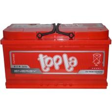 Автомобильный аккумулятор Topla 6СТ-100 R+ Energy