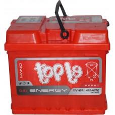 Автомобильный аккумулятор Topla 6СТ-45 R+ Energy