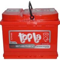Автомобильный аккумулятор Topla 6СТ-60 R+ Energy