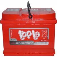 Автомобильный аккумулятор Topla 6СТ-66 R+ Energy