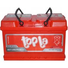 Автомобильный аккумулятор Topla 6СТ-73 R+ Energy