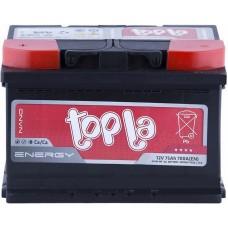 Автомобильный аккумулятор Topla 6СТ-75 L+ Energy